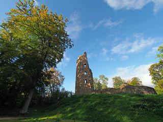 Burg Dagstuhl - Burgruine Dagstuhl im Saarland