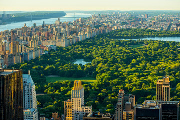 Central Park - Manhattan - New York, USA.