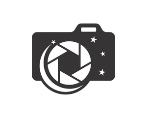 night camera photo photography photographer photographic image vector icon