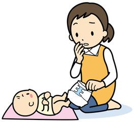 赤ちゃんの健康状態