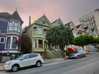 Painted Lady San Francisco architecture
