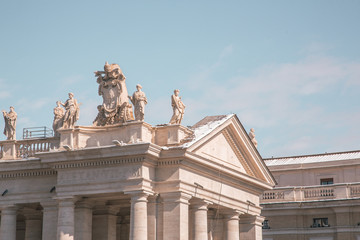 St. Peter's Basilica, St. Peter's Square