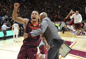 NCAA Basketball: Duke at Virginia Tech