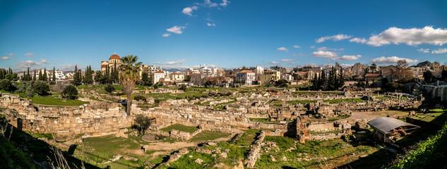 Kerameikos, Ancient Cemetary of Athens, Greece
