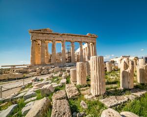 Parthenon Acropolis of Athens Archaeological Place