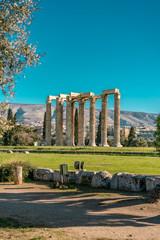 Temple of Olympian Zeus, Athens