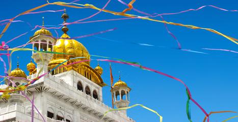 Fototapeten Kultstatte Golden temple / Amritsar - India