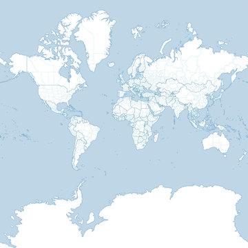 Cartina Del Mondo On Line.30 Best Cartina Del Mondo Images Stock Photos Vectors Adobe Stock