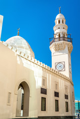 Yateem Mosque in the old town of Manama, the capital of Bahrain