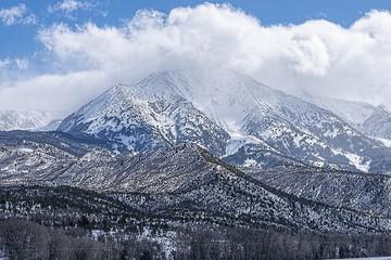 Mount Sopris Peak