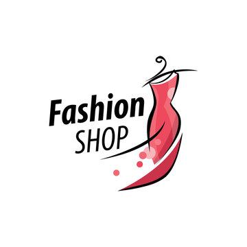 logo fashion shop
