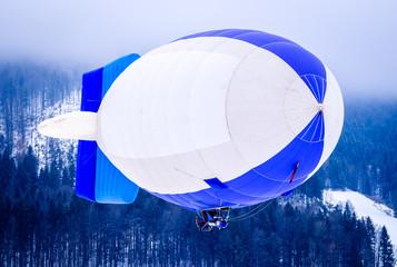 hot air airship - germany