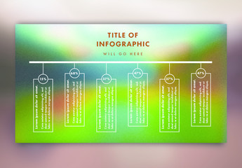 Simple Timeline Infographic Layout 1