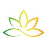 Lotus Flower Logo Stock Image And Royalty Free Vector Files On