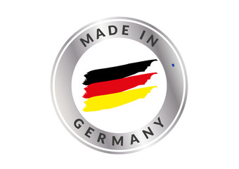 Made in Germany Icon Silber