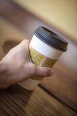To Go Cup of Coffee