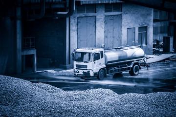 Quarry truck