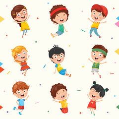 Kids Characters Collection