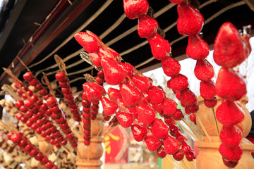 Chinese sugar gourd