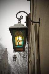 Laterne - Außenbeleuchtung