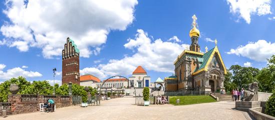 Darmstadt, Mathildenhöhe