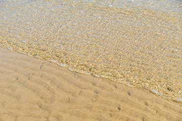 Sandstrand an der Ostsee