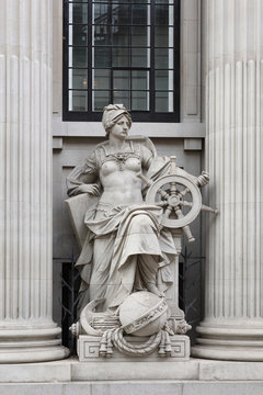 skulptur an Britishen Museum London