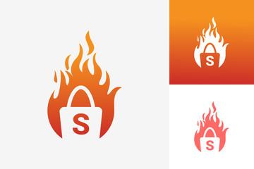 Hot Sale Logo Template Design Vector, Emblem, Design Concept, Creative Symbol, Icon