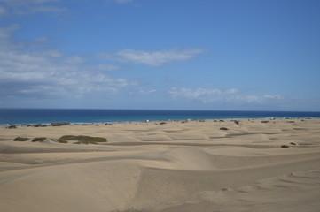 Dunes in Playa del Ingles 01