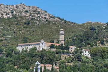 Dominikanerkloster von Corbara auf der Insel Korsika