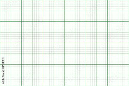 graph paper seamless pattern architect background green