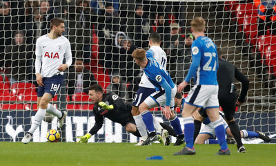 FA Cup Fifth Round Replay - Tottenham Hotspur vs Rochdale