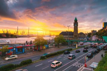 City of Hamburg, Germany