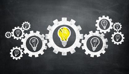 Konzept - Kreativität & Ideenfindung