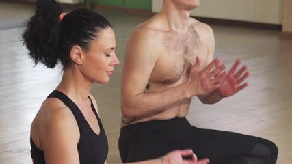 Yoga klasse dating