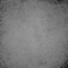 Grey grunge abstract background