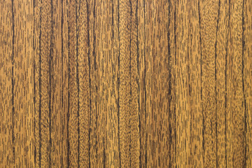 Fake wooden surface
