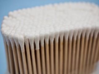 청결도구 면봉