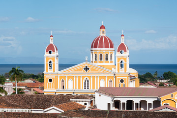Cathédrale de Granada, Nicaragua