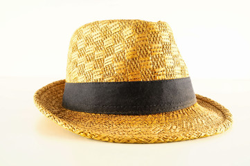 Close-up of hat