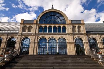 Fototapete - botanischer Garten in Köln