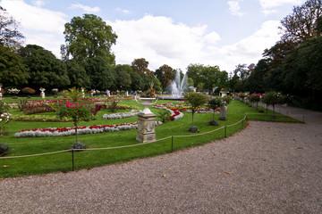 Wall Mural - botanischer Garten in Köln