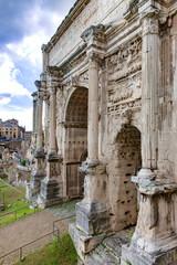 セッティミオ・セヴェーロの凱旋門