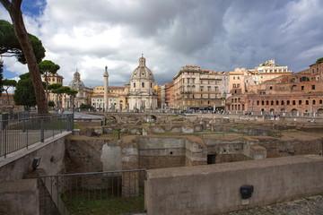 ローマ歴史地区