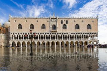 ベネチアのドゥカーレ宮