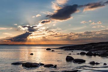 Porkkala Sunset