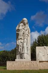 聖カトリーヌ像