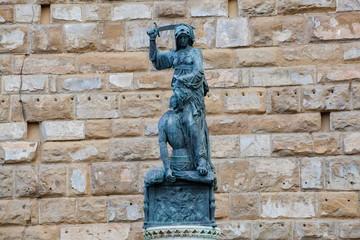 シニョーリア広場の彫刻