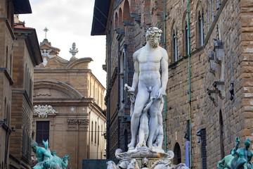 フィレンツェのネプチューン像