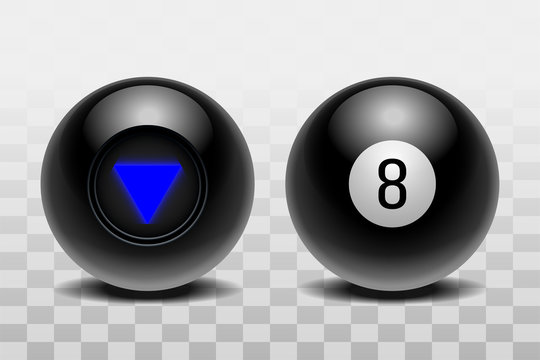 Two magic balls of predictions for decision-making.